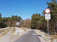 Budowa sieci tras rowerowych Pomorza Zachodniego - Trasa Nadmorska