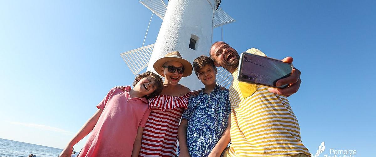 Pomorze Zachodnie zachęca do spędzenia wakacji w regionie