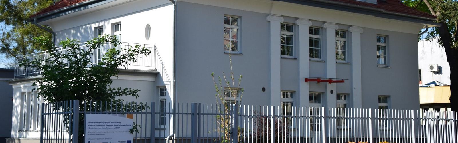 Dębno ma Środowiskowy Dom Samopomocy. W rewitalizacji budynku pomogły eurofundusze - fot. FB ŚDS Dębno