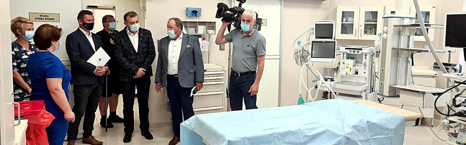 Szpital Wojewódzki w Koszalinie otworzył Pracownię Endoskopii