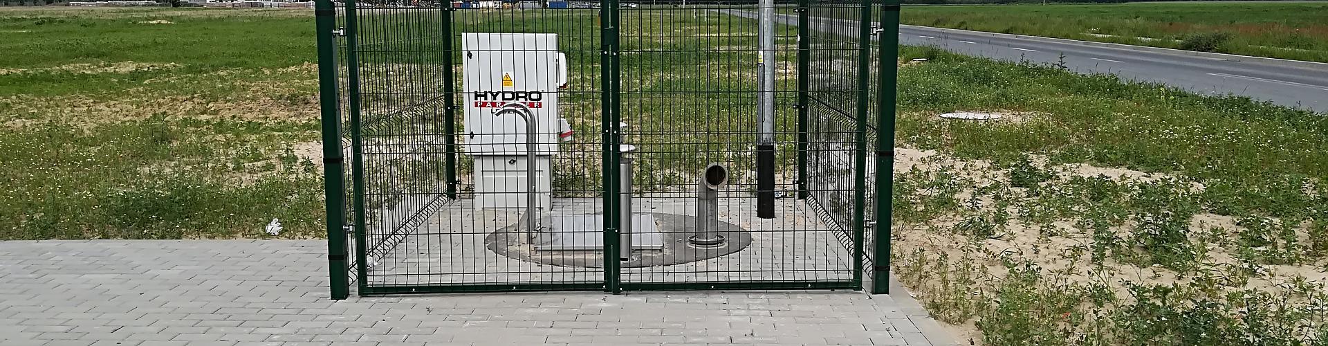 Zobacz Budowa sieci wod-kan w rejonie inwestycyjnym Wojcieszyn-Miętno