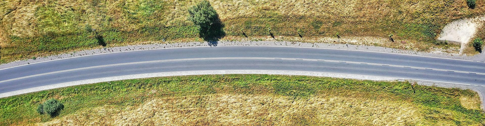 Przebudowa drogi wojewódzkiej nr 102 na odcinku Łukęcin-Lędzin