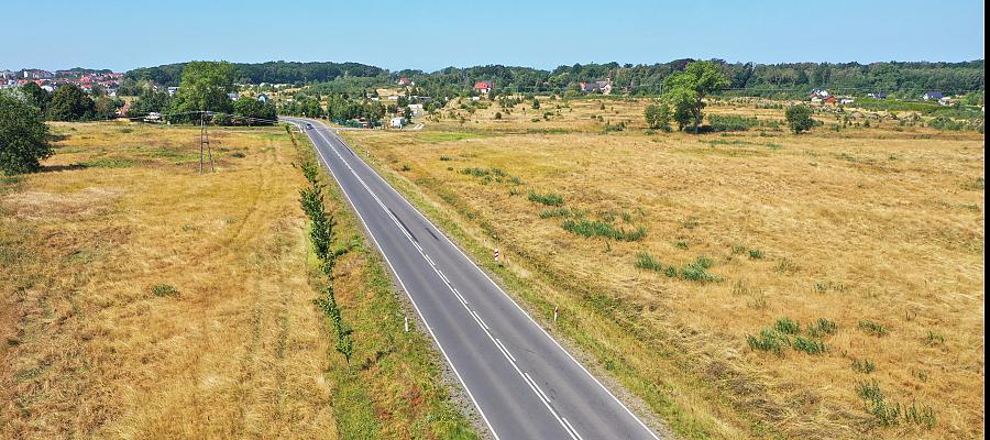 Powiat Wałecki modernizuje drogi za unijne fundusze