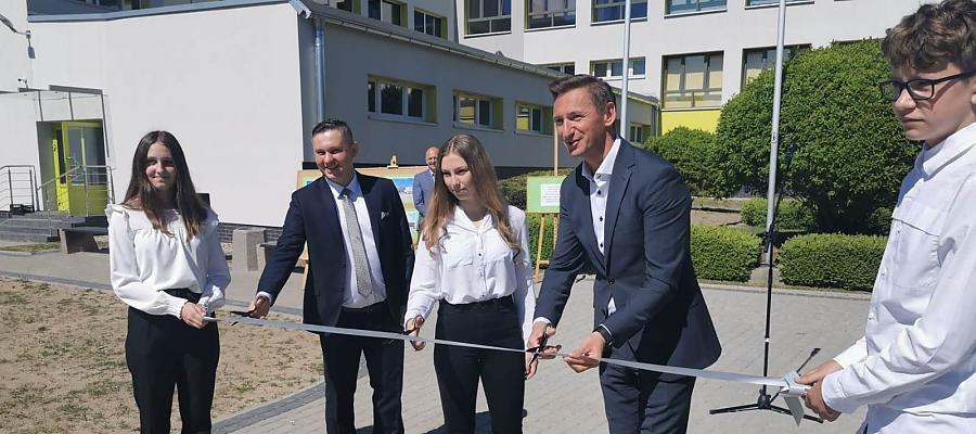 ZSP w Golczewie jak nowy. Zmiany w edukacyjnej placówce dzięki unijnym środkom