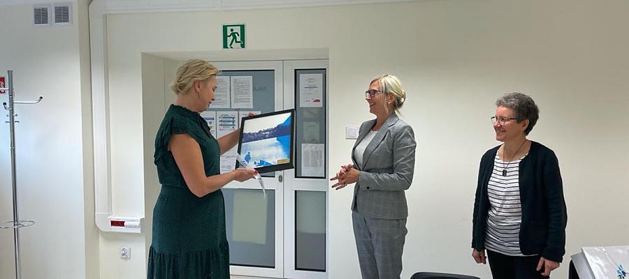 Regionalne Centrum Kryzysowe w Kołobrzegu otwarte