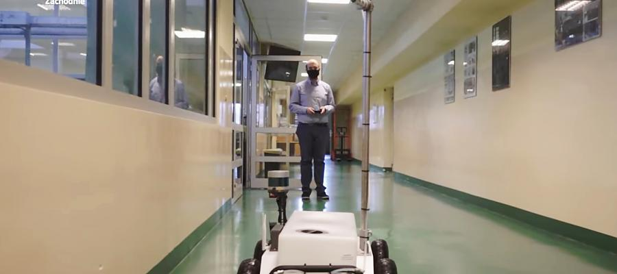 Uczelnie sprawdzą pięć prototypów urządzeń do walki z koronawirusem