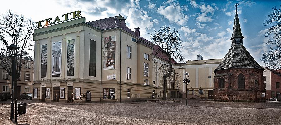 Modernizacja Bałtyckiego Teatru Dramatycznego im. Juliusza Słowackiego w Koszalinie - etap II